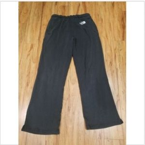 The North Face Black Sweat Pants Men Size Small S